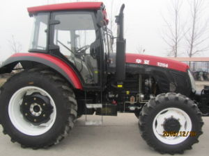 Huaxia New Design Farm Tractor From 90HP to 150HP 4WD Price pictures & photos