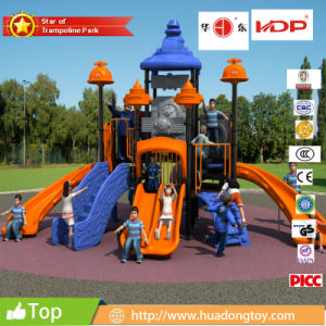 2016 Saiya Outdoor Playground Children Slide Outdoor Play Center Kids Playground pictures & photos