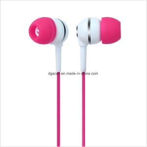 Various Styles of in-Ear Style Earphone Custom pictures & photos