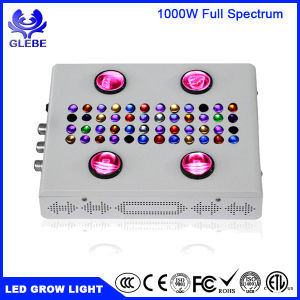 1000W Full Spectrum LED Grow Light for Indoor Plants Veg and Flower, Garden Greenhouse Hydroponic Plant Growing Lights (12-Band 10W/LED) pictures & photos