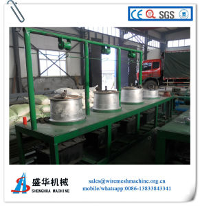 Pot Link Wire Drawing Machine pictures & photos
