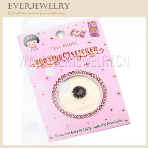 Rhinestone Sticker for The Mobile Phone and Cellphone and Laptop pictures & photos