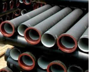 Ductile Iron Pipe Production and Processing, Can Be Customized