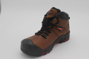 Mesh Lining Safety Shoes Work Shoes pictures & photos