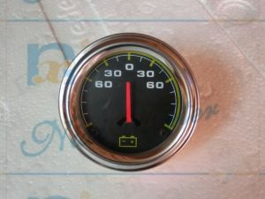 "2"" 52mm 60A Gauge for Automobile"