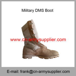 Military Canvas Boot-Officer Shoes-Police Shoes-Tactical Shoes-Military DMS Boot pictures & photos