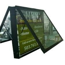 Bus Station or Hotel Acrylic Slim Lighting Box pictures & photos