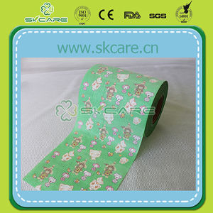 Cartoon Design Frontal Tape Magic Tape
