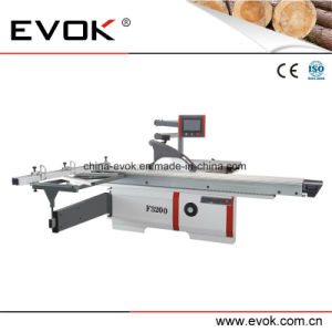 Hot Selling Wooden Furniture (0~45 Degree) Sliding Panel Table Cutting Saw Machine (F3200)     pictures & photos
