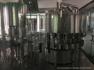 Carbonated Beverage Filling Machine / 3-in-1 Bottling Line pictures & photos