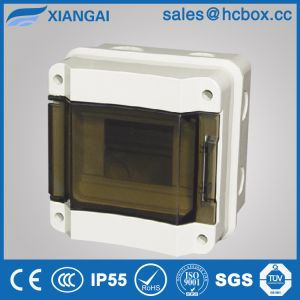 Hc-HK 8ways Plastic Distribution Biox Waterproof Distribution Box IP55 IP66 Box pictures & photos