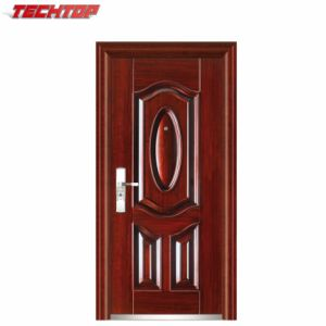 TPS-123 High Standard Super Quality Steel Doors Mother and Son Exterior Doors for Sale  sc 1 st  Yongkang Techtop Commercial u0026 Trade Co. Ltd. & China TPS-123 High Standard Super Quality Steel Doors Mother and Son ...