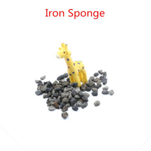 Water Filtration New Ideal Filter Material of Sponge Iron pictures & photos