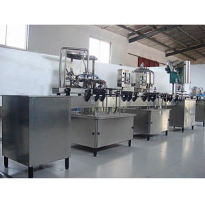 Ce and ISO Approved Automatic Juice Bottling Equipment pictures & photos