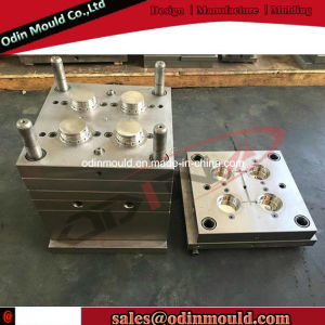 4 Cavity Injection Mold for Bottle Cap