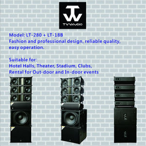 Best Dual 8inch Concert Event Touring Line Array Speaker