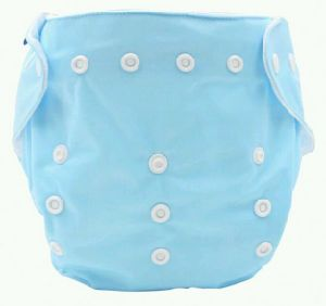 Cloth Diaper-Top One Layer of Snaps (OEM) pictures & photos
