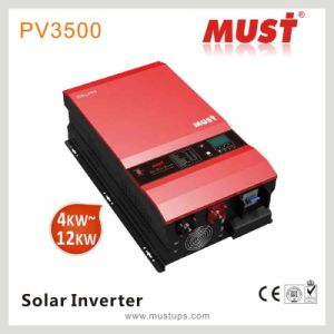 3HP 24V 6kw Pure Sine Wave Generator Inverter Price Solar Inverter pictures & photos
