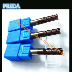Preda HRC65 Carbide Tools for Metal in Stock pictures & photos