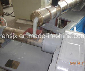 Double Screw Extrusion Pelletizer Recycle Machine