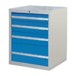 Westco Tool Cabinet with Drawers (Drawer Cabinet, Workshop Cabinet, FL-0700-4)