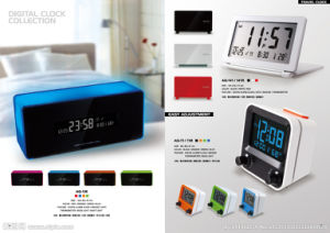 Graphic LCD Screen for Digital Clock