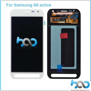 half off ef292 a30df Cell Phone TFT LCD Touch Screen for Samsung Galaxy S6 Active LCD Parts