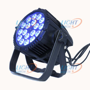 18X15W RGBWA 5in1 LED PAR Can Light pictures & photos