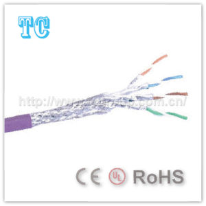 SFTP CAT6A Network Cable, LSZH 305m/Roll pictures & photos