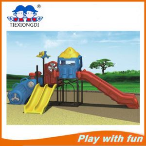 Hot Selling Residential Playground Equipment with Climbing Frame pictures & photos