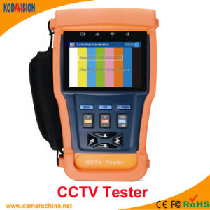 3.5 Inch CCTV Tester pictures & photos
