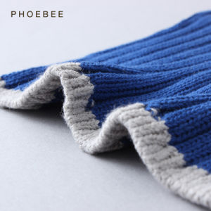 Phoebee Scarf and Knitted Hat for Kids Clothing pictures & photos