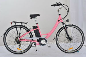 26′ Wheel 36V 250W Electric Bicycle