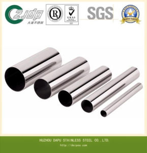 300 Series Large Diameter Welded Stainless Steel Pipe pictures & photos