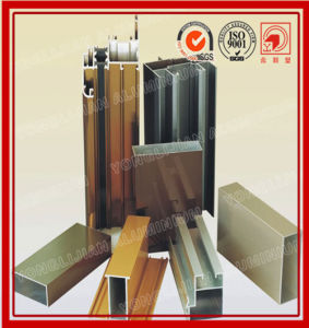 Anodized Profiles for Casement Window 1mm/1.2mm pictures & photos