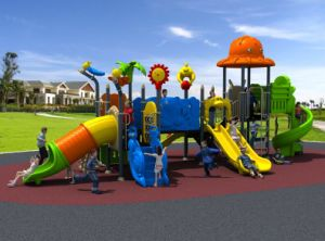 New Design Outdoor Playground Children Slide pictures & photos