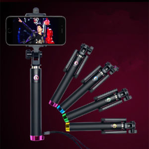 2016 Wholesale Monopod Selfie Stick Bluetooth Monopod pictures & photos