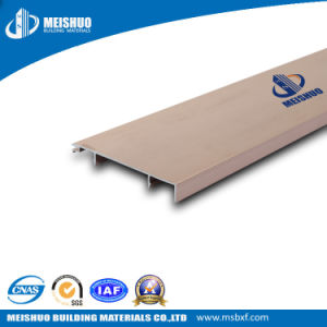 China High Quality Good-Looking Aluminum Baseboard pictures & photos