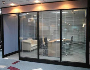 office partition with door. Aluminum Office Partition, Glass Partition Wall With Door G