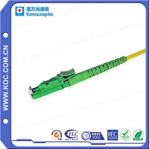 E2000/APC-E2000/APC Fiber Optic Patch Cord pictures & photos
