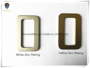 Stamped Alloy Steel Zinc Buckles (K110C) pictures & photos