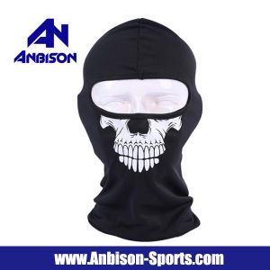 Anbison-Sports Balaclava Hood Ghost Full Face Airsoft Mask Type 5 pictures & photos