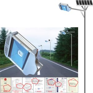 COB 50W Solar Street Light, Home or Outdoor Using Solar Lamp, Solar LED Garden Lighting pictures & photos