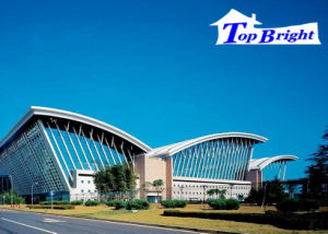 Topbright Aluminum Metal Exterior Curtain Wall pictures & photos
