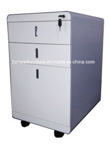 Steel Modern Simple Design Office Movable Cabinets