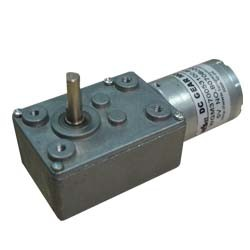 DC Worm Gear Motor for Optical Equipment pictures & photos