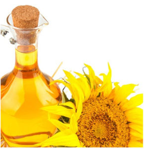 Ecological Refined and Crude Sunflower Oil