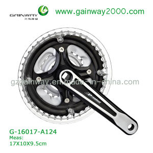 Gw-16017-A124 Popular Color Bicycle Chainwheel