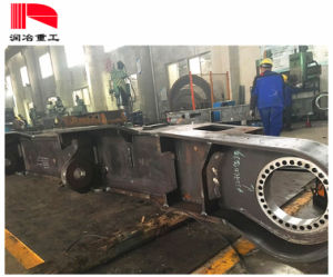 Construction Machinery Spare Part Crawler Crane Pedrail Girder