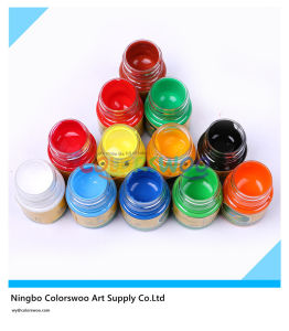 6*20ml Washable Classic Color Poster Paint pictures & photos